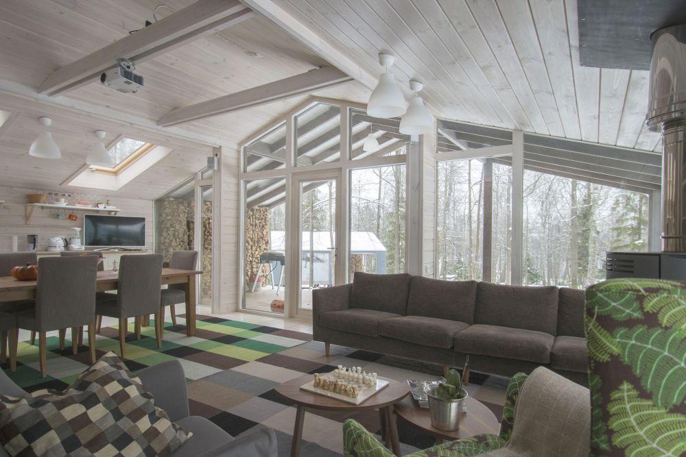 adelaparvu.com despre casa din lemn construita in 10 zile, 110 mp, arhitectura Bio Architects, constructie DublDom (17)