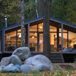 adelaparvu.com despre casa din lemn construita in 10 zile, 110 mp, arhitectura Bio Architects, constructie DublDom (20)