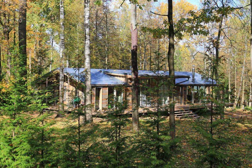 adelaparvu.com despre casa din lemn construita in 10 zile, 110 mp, arhitectura Bio Architects, constructie DublDom (24)