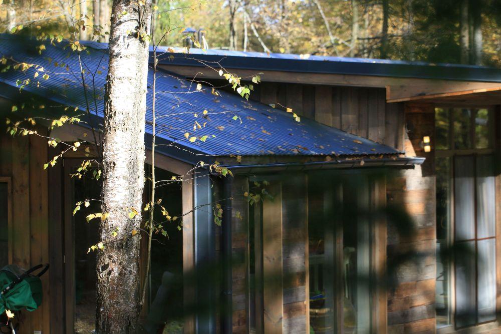 adelaparvu.com despre casa din lemn construita in 10 zile, 110 mp, arhitectura Bio Architects, constructie DublDom (7)
