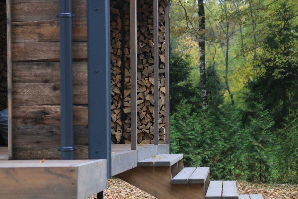 adelaparvu.com despre casa din lemn construita in 10 zile, 110 mp, arhitectura Bio Architects, constructie DublDom (8)