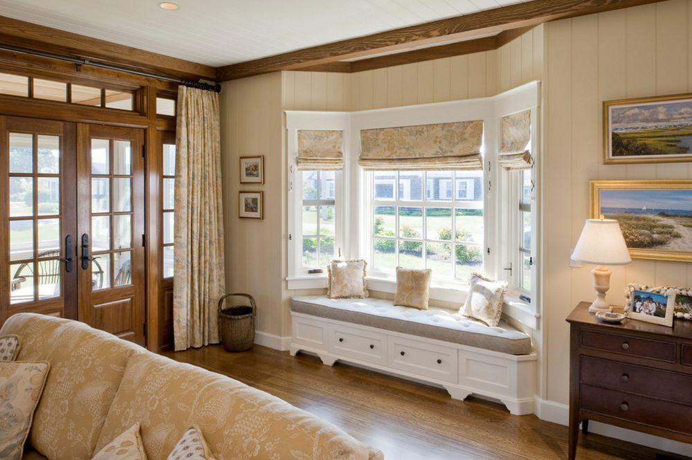 adelaparvu.com despre casa din lemn cu interior in stil marin, SUA, foto Dennis Moffitt Painting (12)