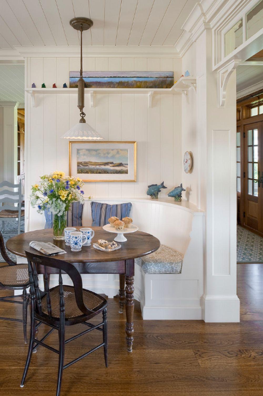 adelaparvu.com despre casa din lemn cu interior in stil marin, SUA, foto Dennis Moffitt Painting (13)