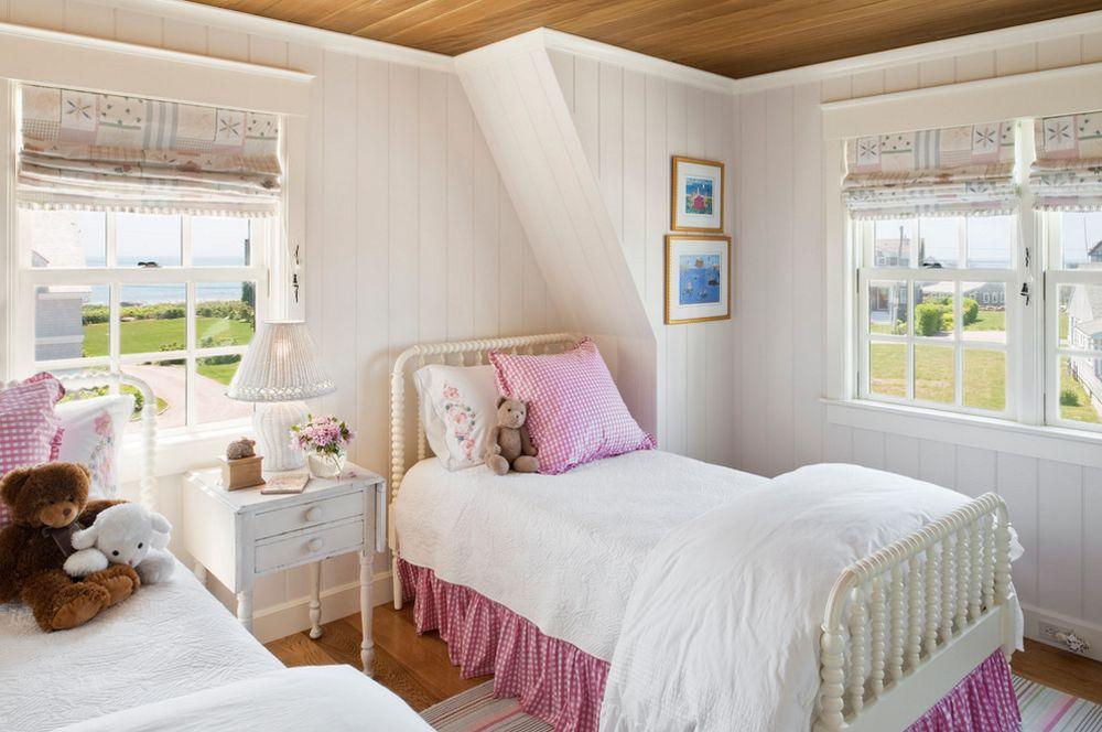 adelaparvu.com despre casa din lemn cu interior in stil marin, SUA, foto Dennis Moffitt Painting (6)