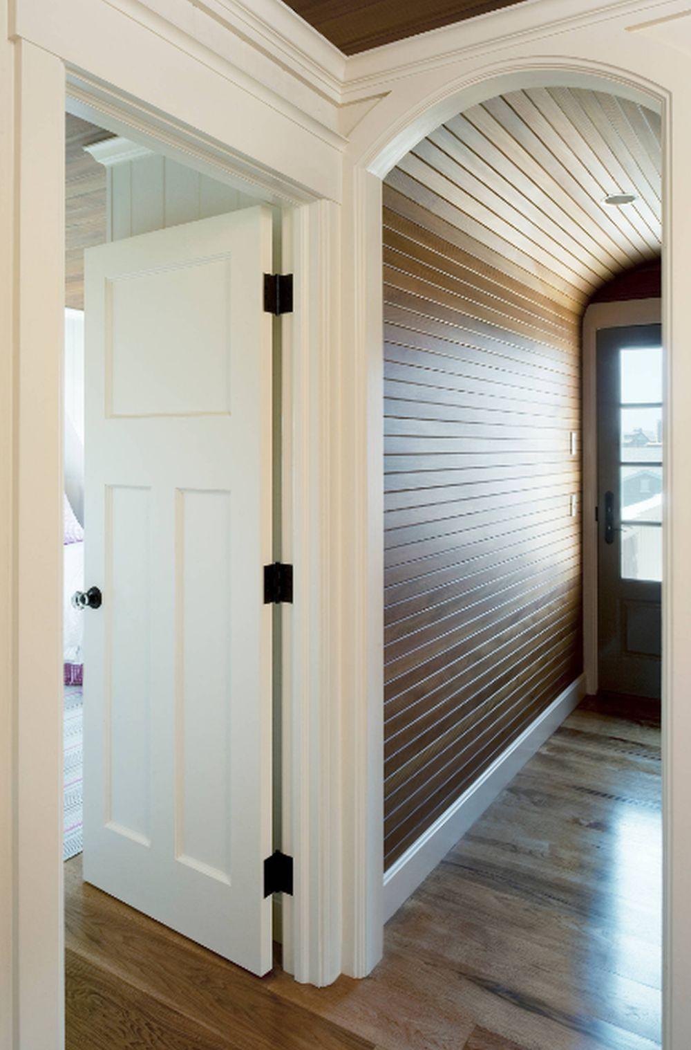 adelaparvu.com despre casa din lemn cu interior in stil marin, SUA, foto Dennis Moffitt Painting (7)