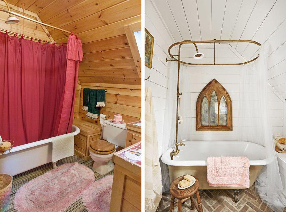 adelaparvu.com despre casa rustica renovata in alb, design Jenna Diermann, Foto Annie Schlechter (5)