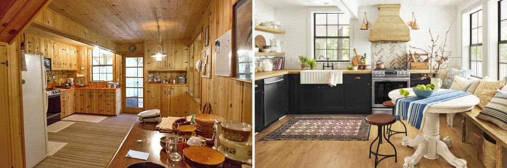 adelaparvu.com despre casa rustica renovata in alb, design Jenna Diermann, Foto Annie Schlechter (6)
