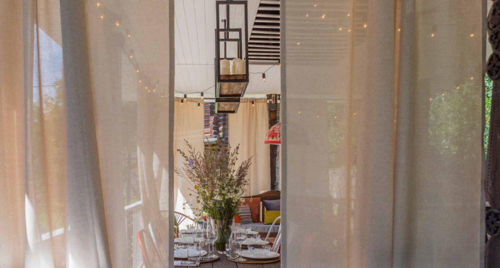 adelaparvu.com despre foisor cu bucatarie de vara amenajate in stil rustic, foisor Rusia, design Ekaterina Zorkaya, Foto Olga Olyushina (12)