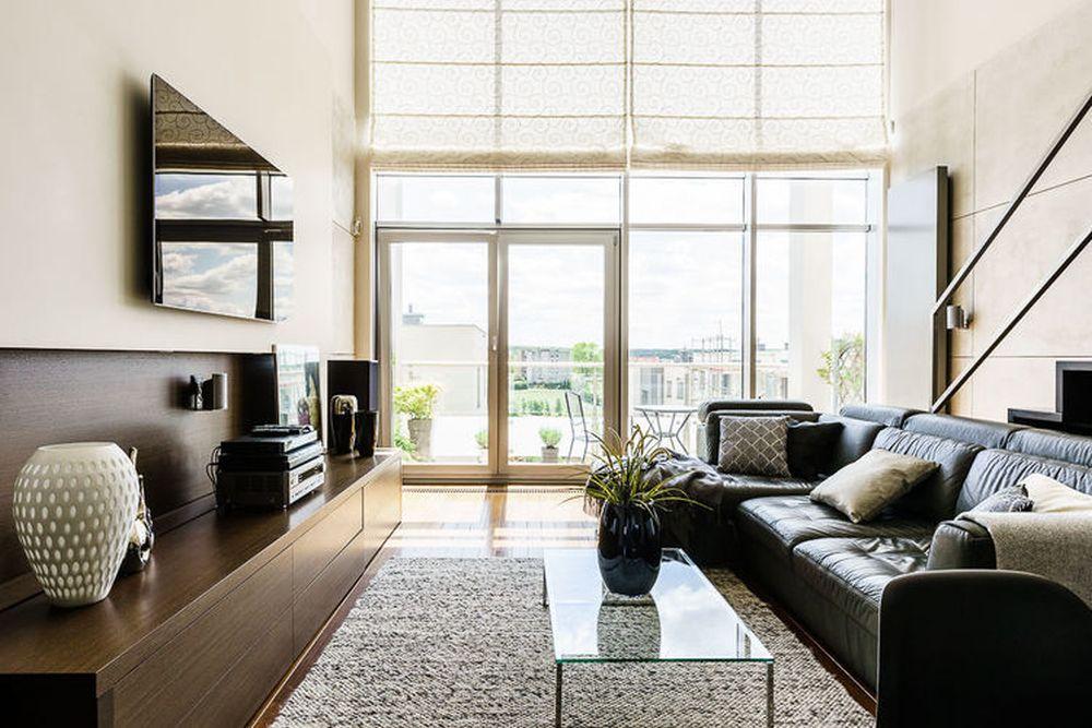 adelaparvu.com despre loft cu canapea la baza scarii, designer Anna Serafin, Foto foto&mohito (13)