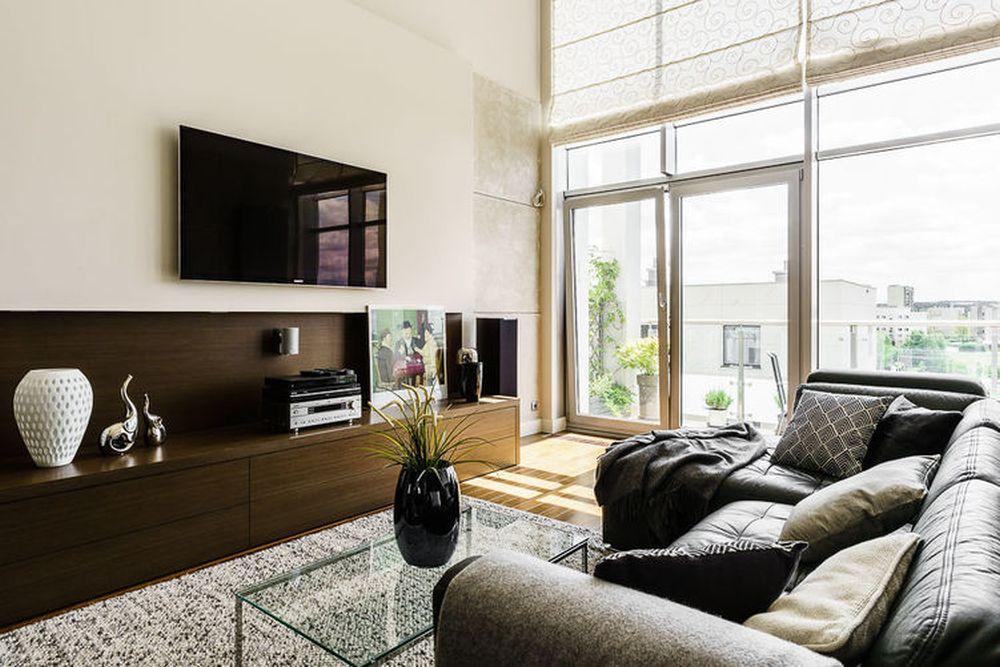 adelaparvu.com despre loft cu canapea la baza scarii, designer Anna Serafin, Foto foto&mohito (14)
