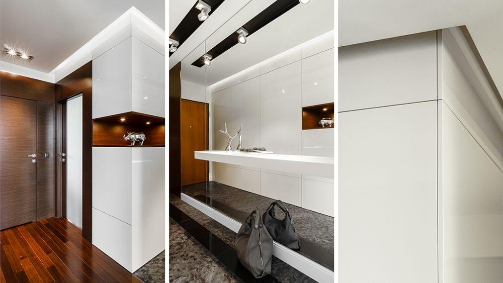 adelaparvu.com despre loft cu canapea la baza scarii, designer Anna Serafin, Foto foto&mohito (5)