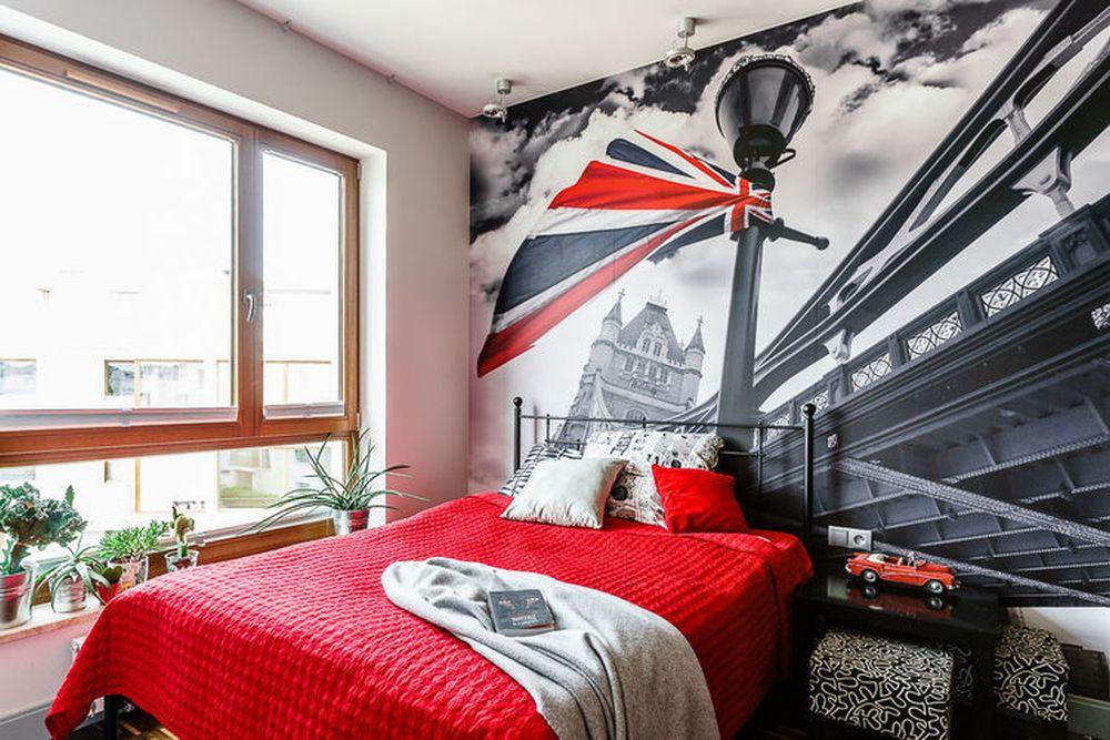 adelaparvu.com despre loft cu canapea la baza scarii, designer Anna Serafin, Foto foto&mohito (8)