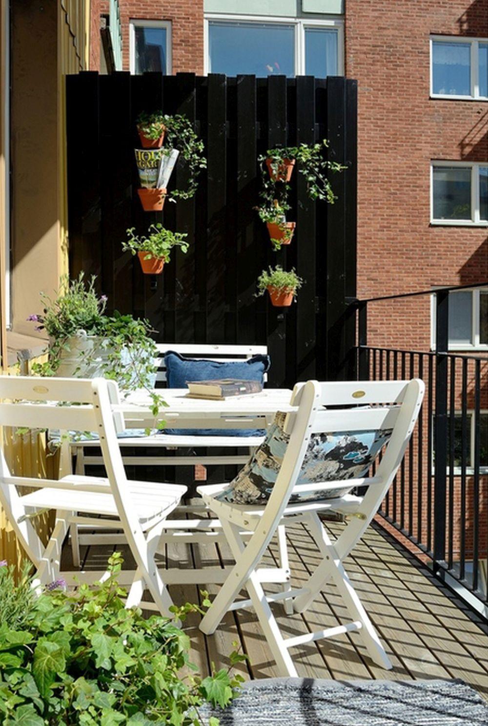 adelaparvu.com despre paravane pe balcon, solutii pentru intimitate (10)