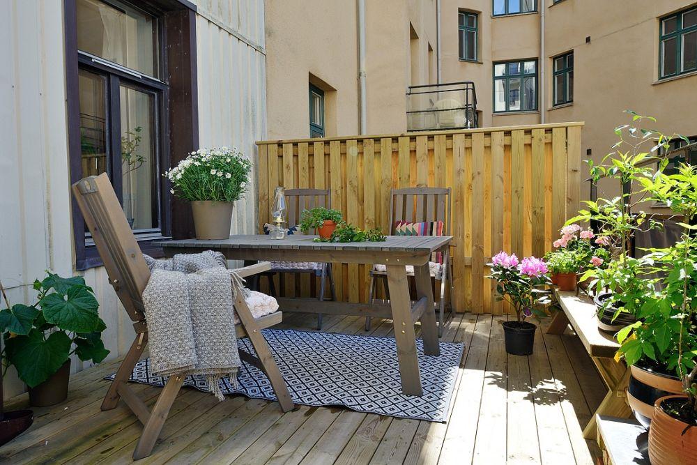 adelaparvu.com despre paravane pe balcon, solutii pentru intimitate (11)