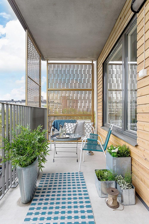 adelaparvu.com despre paravane pe balcon, solutii pentru intimitate (21)