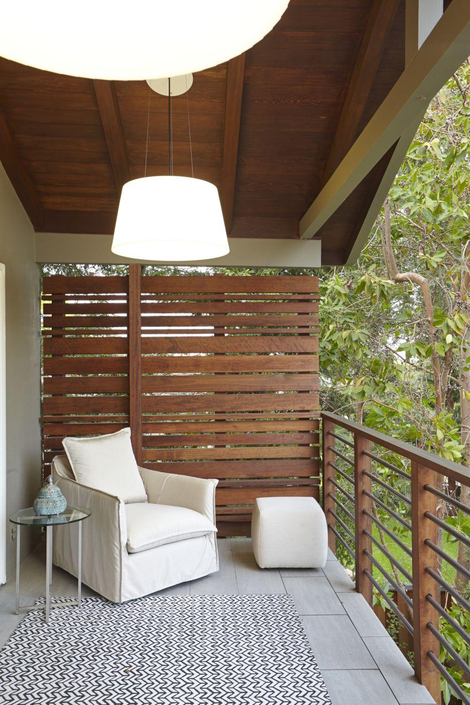 adelaparvu.com despre paravane pe balcon, solutii pentru intimitate (3)