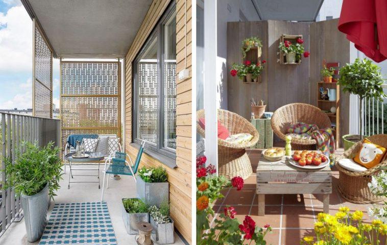 adelaparvu.com despre paravane pe balcon, solutii pentru intimitate 30