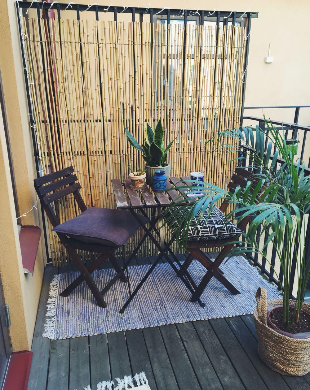 adelaparvu.com despre paravane pe balcon, solutii pentru intimitate (4a)