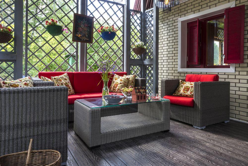 adelaparvu.com despre veranda in stil eneglezesc, Rusia, design Regina Urm, Foto Olga Olyushina (11)