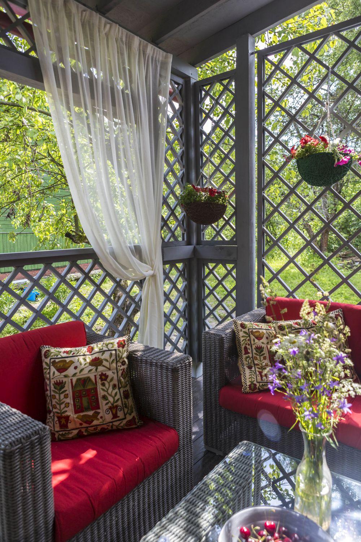 adelaparvu.com despre veranda in stil eneglezesc, Rusia, design Regina Urm, Foto Olga Olyushina (14)