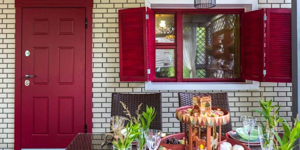 adelaparvu.com despre veranda in stil eneglezesc, Rusia, design Regina Urm, Foto Olga Olyushina (4)