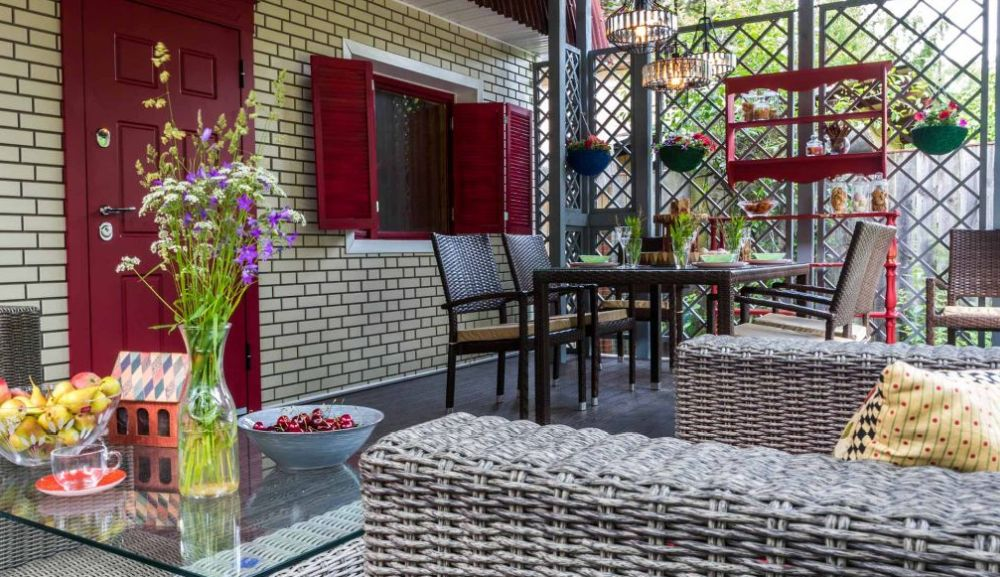 adelaparvu.com despre veranda in stil eneglezesc, Rusia, design Regina Urm, Foto Olga Olyushina (5)