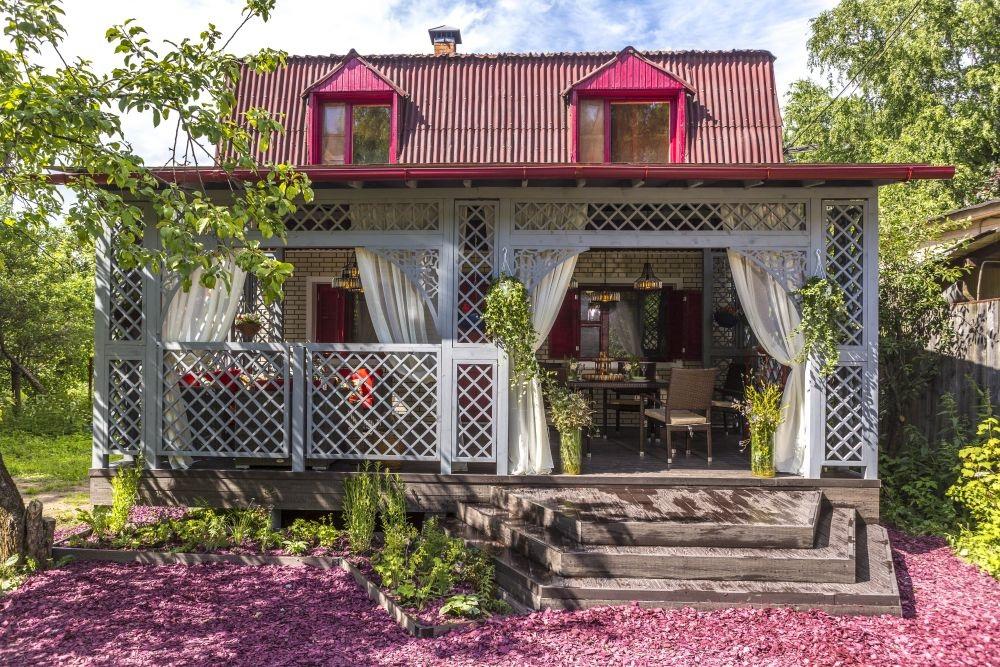 adelaparvu.com despre veranda in stil eneglezesc, Rusia, design Regina Urm, Foto Olga Olyushina (6)