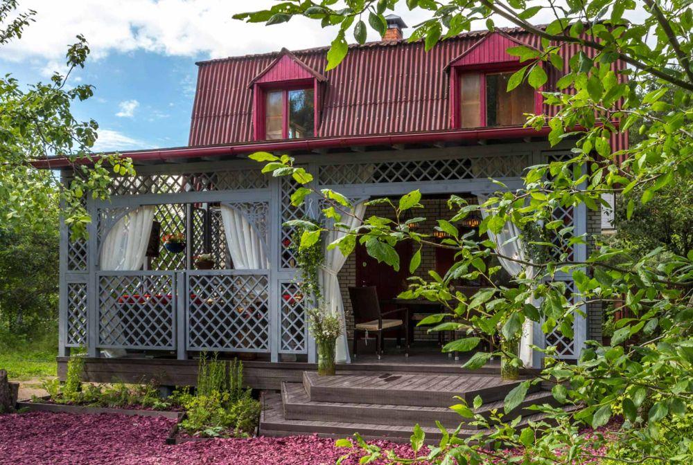 adelaparvu.com despre veranda in stil eneglezesc, Rusia, design Regina Urm, Foto Olga Olyushina (8)