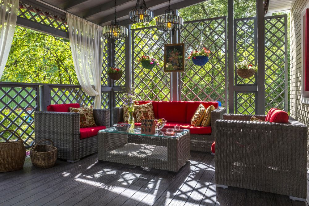 adelaparvu.com despre veranda in stil eneglezesc, Rusia, design Regina Urm, Foto Olga Olyushina (9)