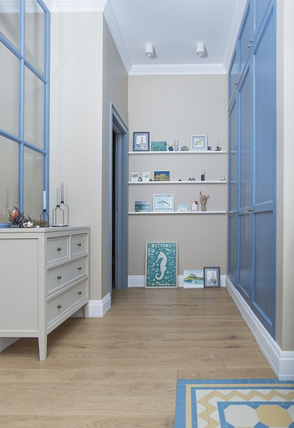 adelaparvu.com despre apartament 2 camere, 72 mp, Rusia, design Zi Design (14)