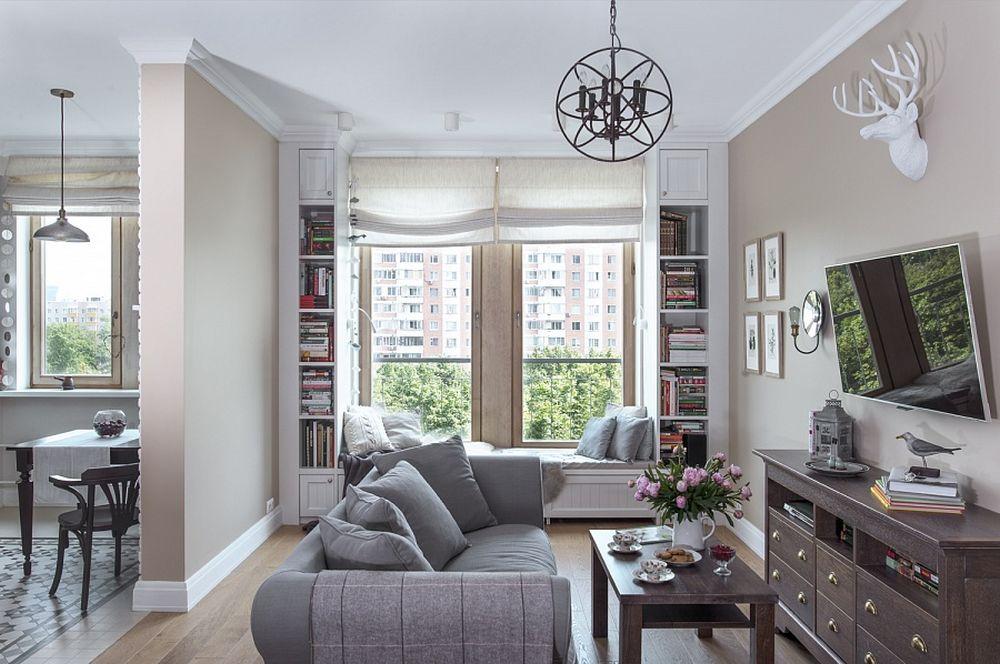 adelaparvu.com despre apartament 2 camere, 72 mp, Rusia, design Zi Design (3)