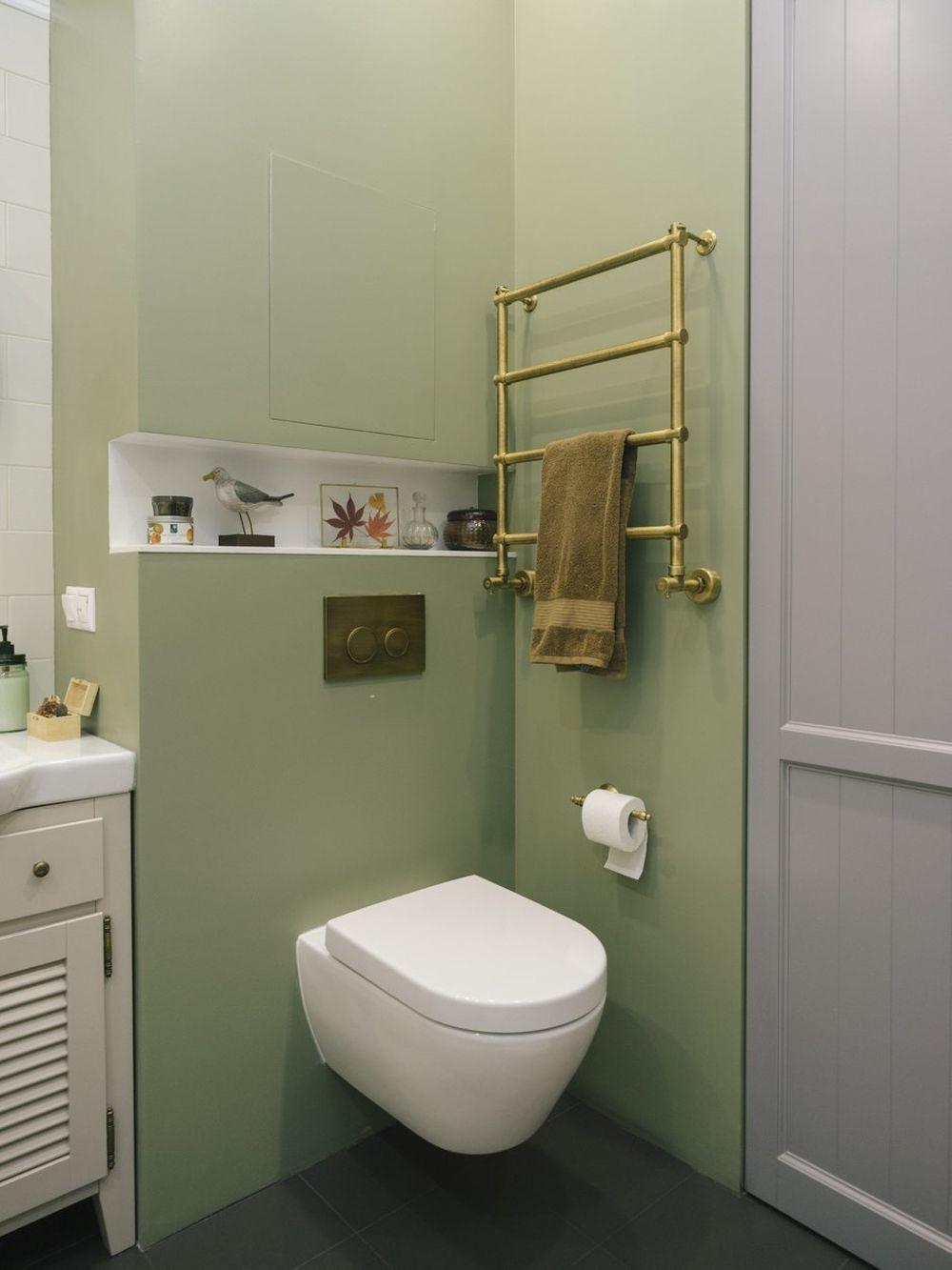 adelaparvu.com despre apartament 2 camere, 72 mp, Rusia, design Zi Design, Foto Polina Rukavichkina (10)