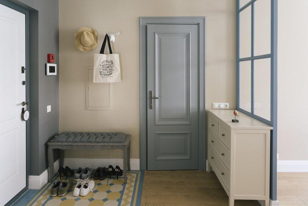 adelaparvu.com despre apartament 2 camere, 72 mp, Rusia, design Zi Design, Foto Polina Rukavichkina (12)