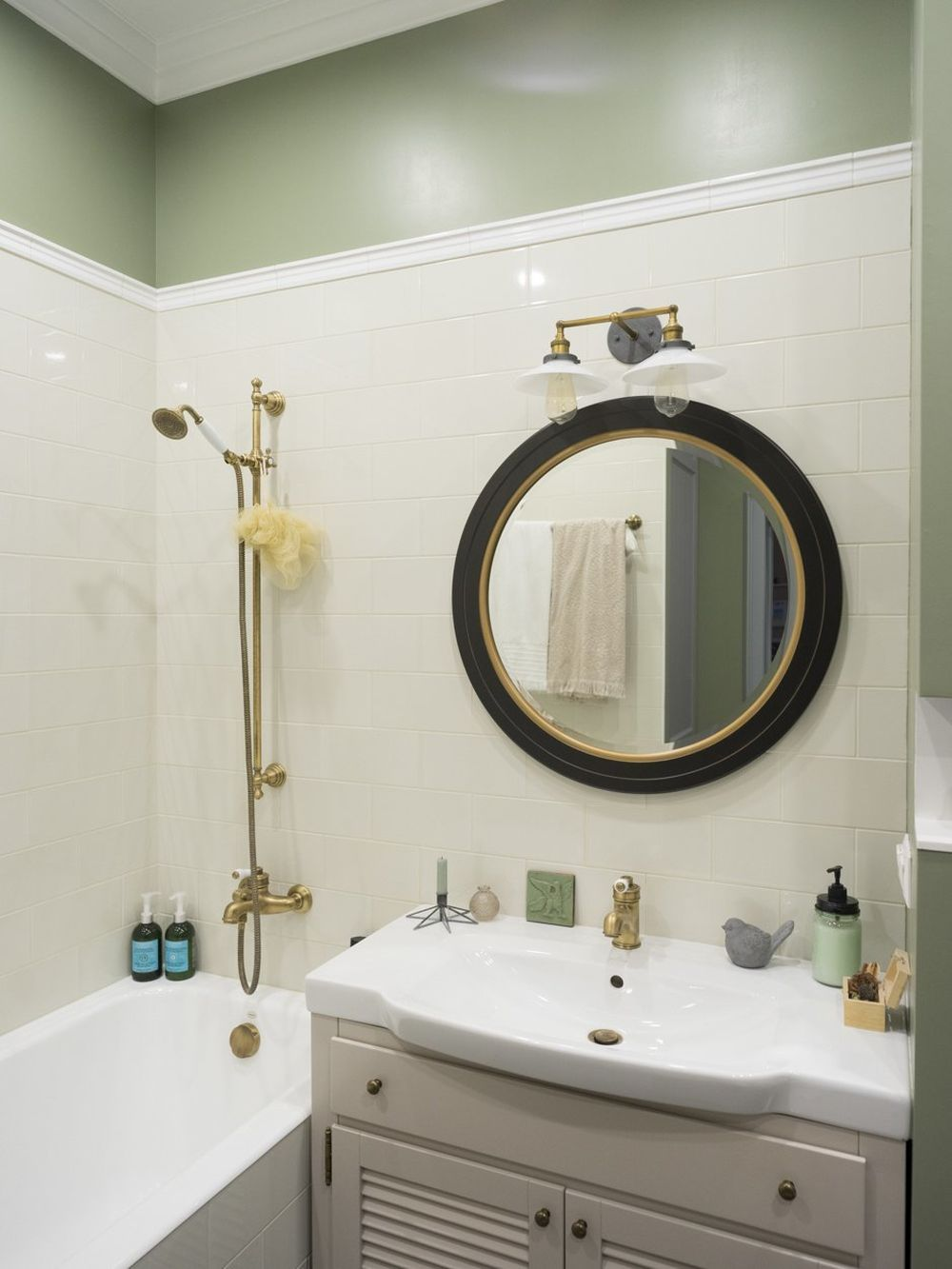 adelaparvu.com despre apartament 2 camere, 72 mp, Rusia, design Zi Design, Foto Polina Rukavichkina (16)