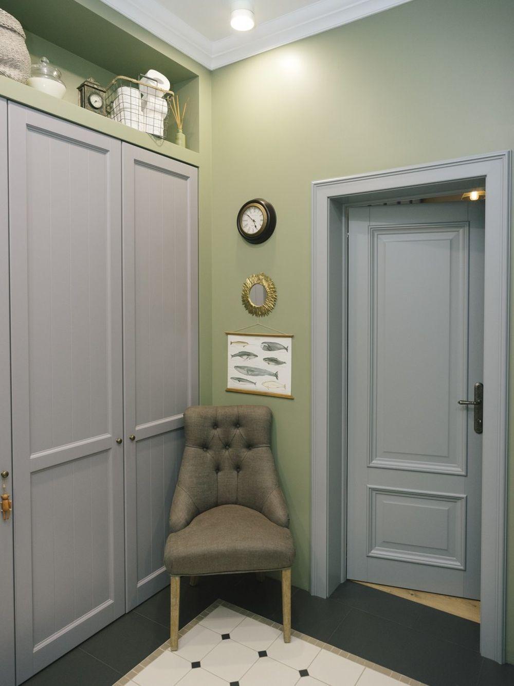 adelaparvu.com despre apartament 2 camere, 72 mp, Rusia, design Zi Design, Foto Polina Rukavichkina (2)