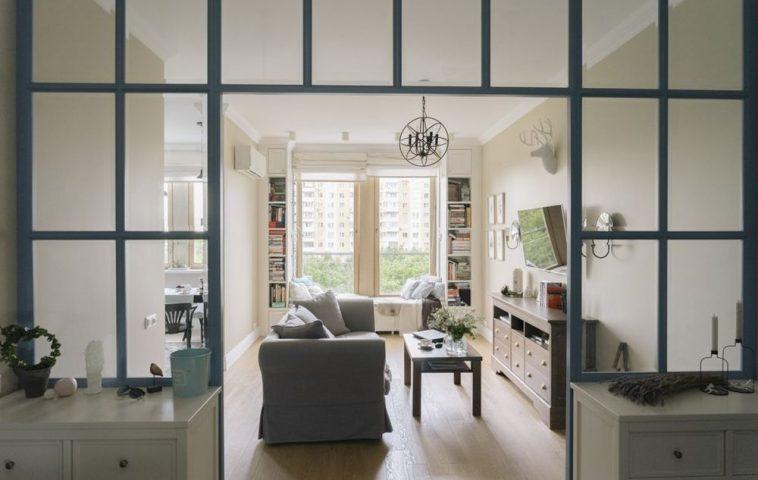 adelaparvu.com despre apartament 2 camere, 72 mp, Rusia, design Zi Design, Foto Polina Rukavichkina (5)