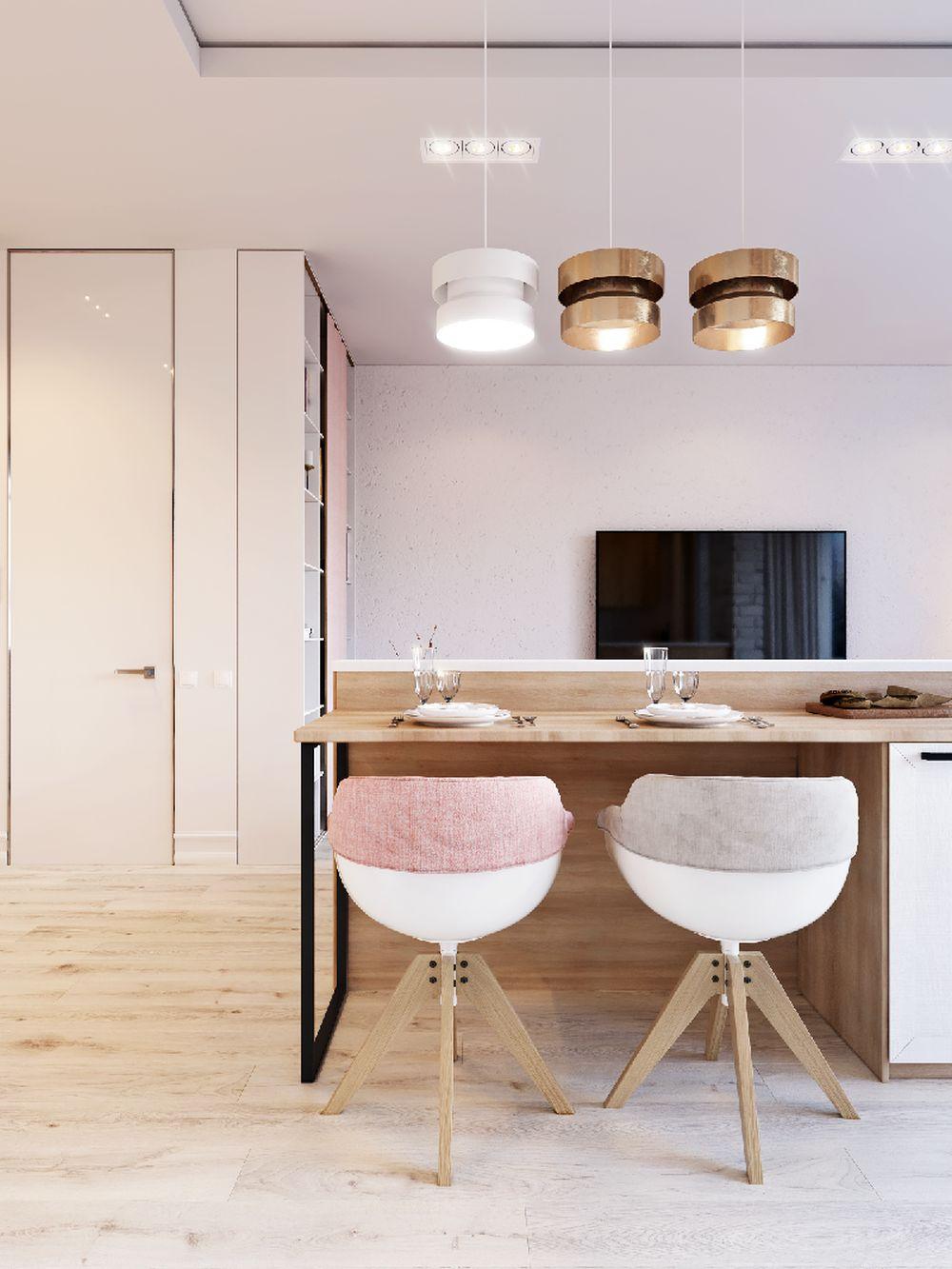 adelaparvu.com despre apartament in nuante delicate, designer Dima Kravtsov (10)