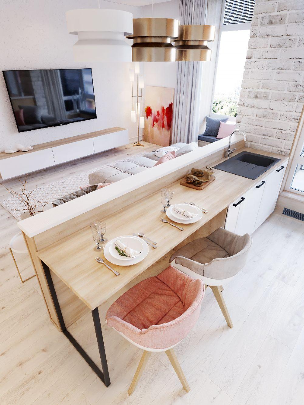 adelaparvu.com despre apartament in nuante delicate, designer Dima Kravtsov (12)