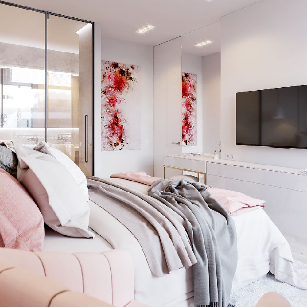 adelaparvu.com despre apartament in nuante delicate, designer Dima Kravtsov (15)