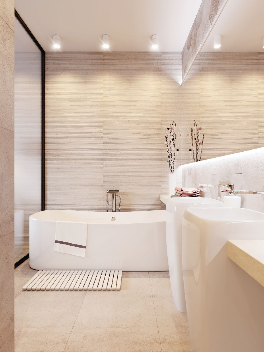 adelaparvu.com despre apartament in nuante delicate, designer Dima Kravtsov (17)