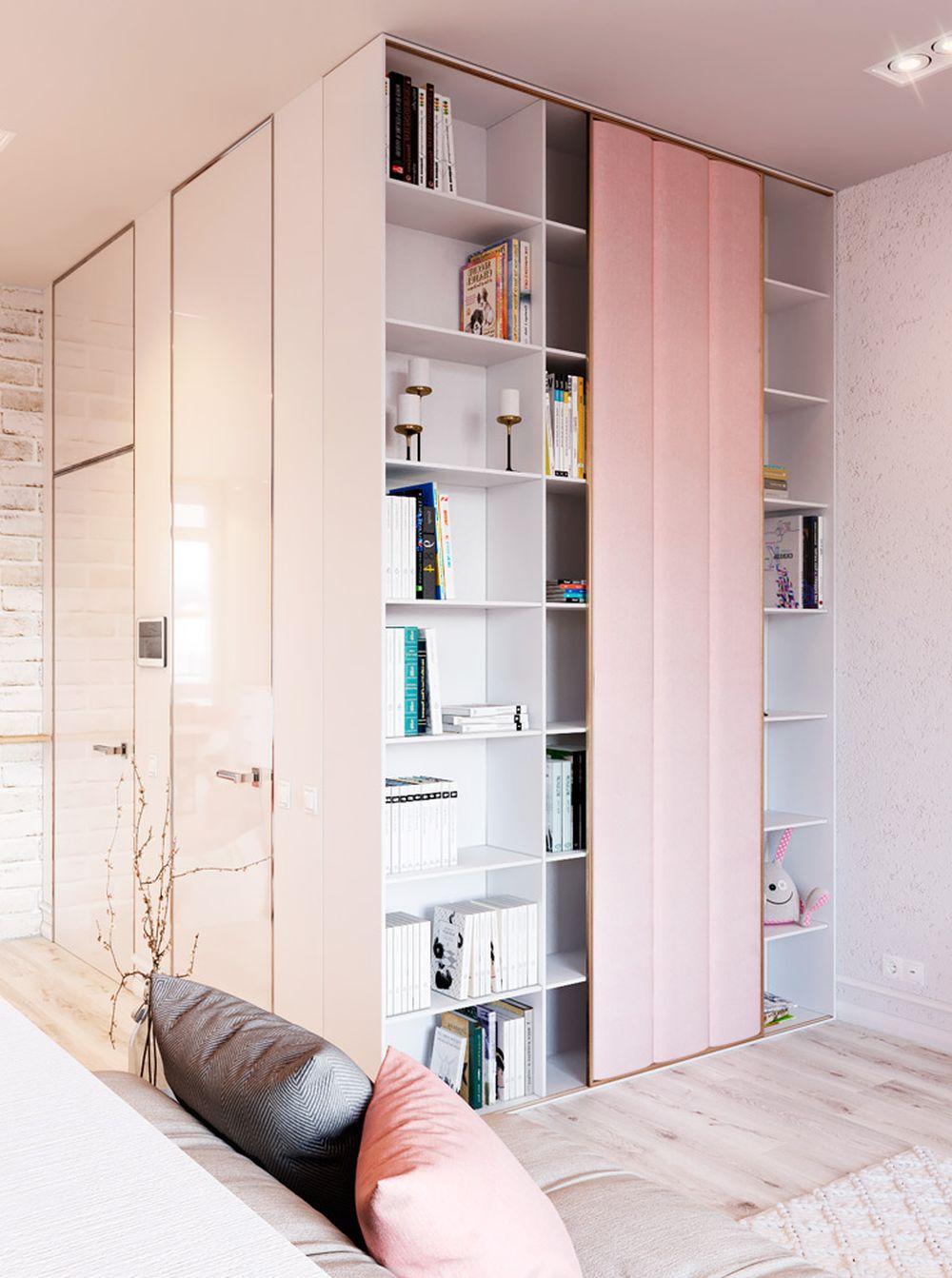 adelaparvu.com despre apartament in nuante delicate, designer Dima Kravtsov (7)