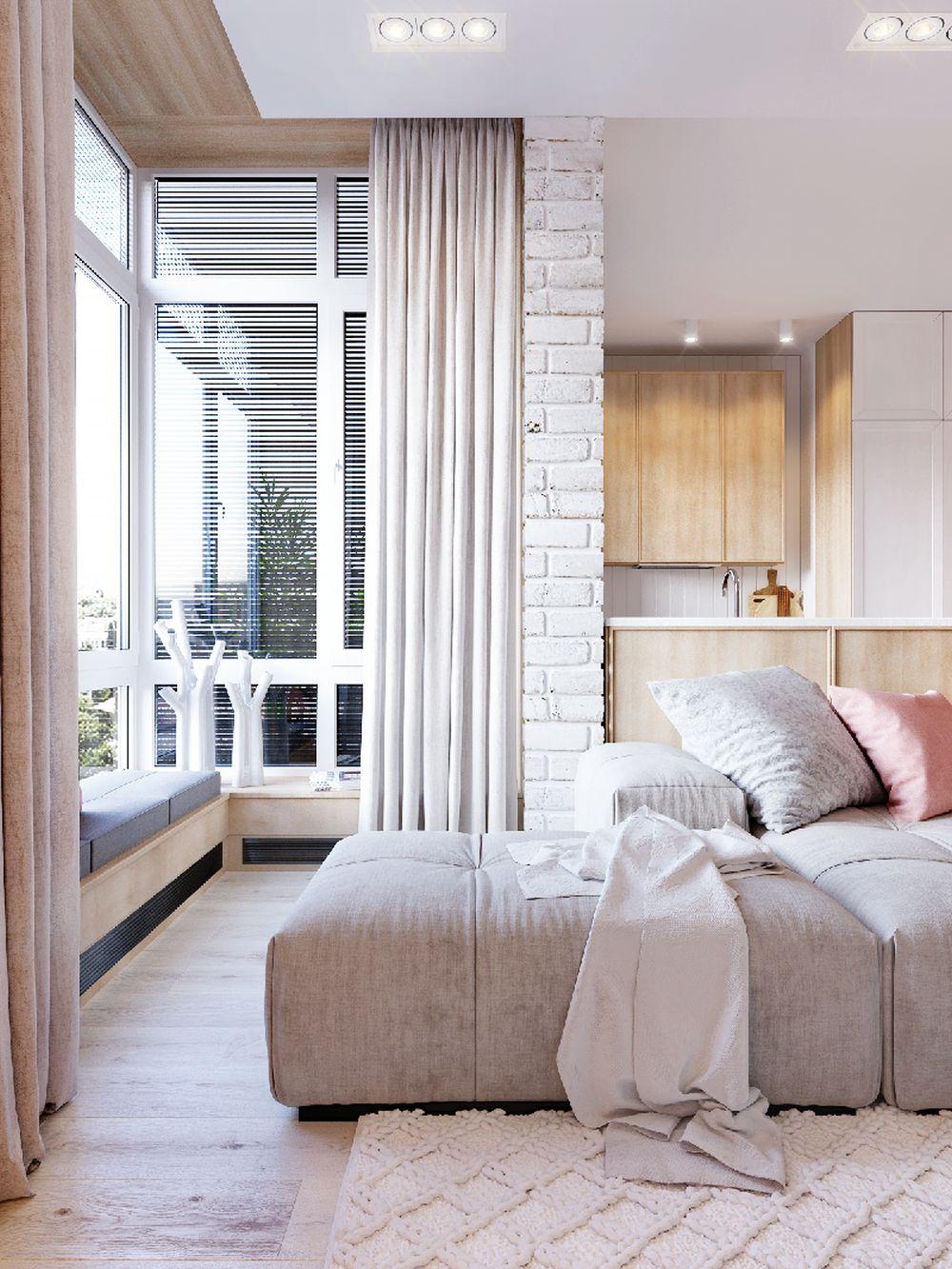 adelaparvu.com despre apartament in nuante delicate, designer Dima Kravtsov (8)