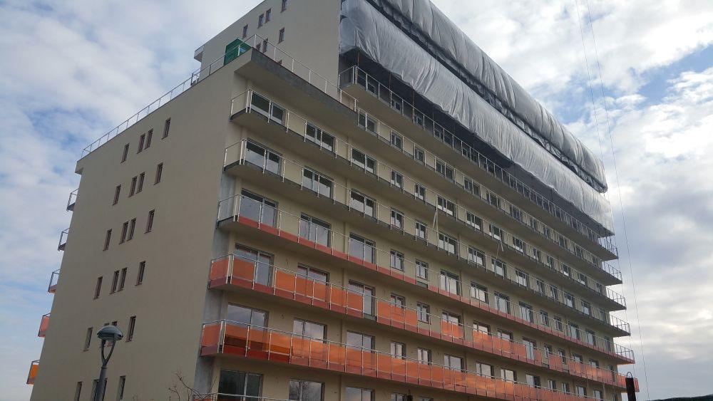 adelaparvu.com despre blocuri cu ziduri rezistente la foc Macon, Viva Resindece Cluj-Napoca, (5)