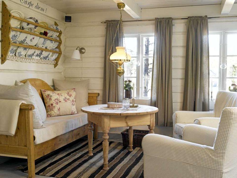 adelaparvu.com despre cabana in padure cu interior romantic, Foto Erik Jæger (2)
