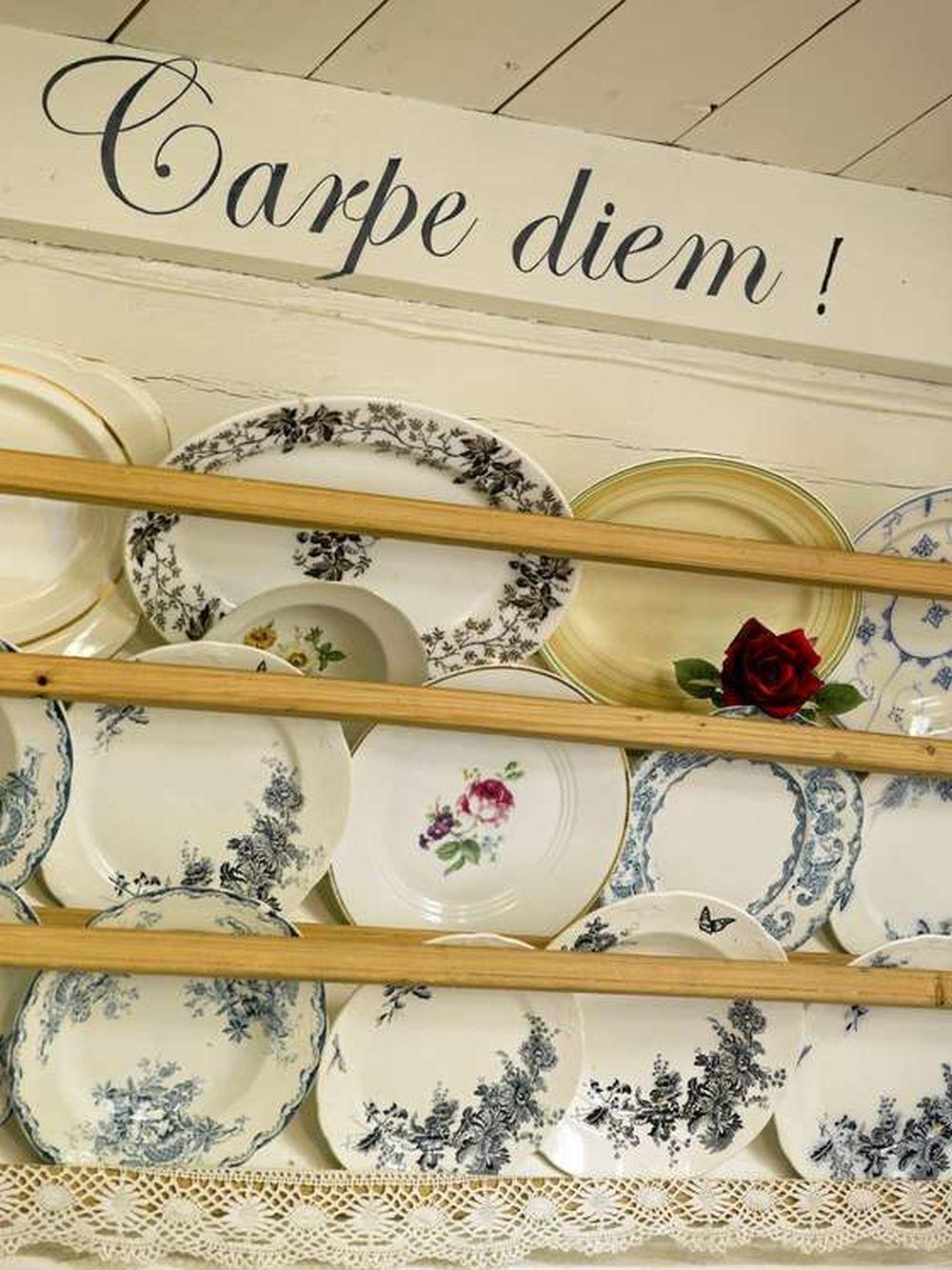 adelaparvu.com despre cabana in padure cu interior romantic, Foto Erik Jæger (5)