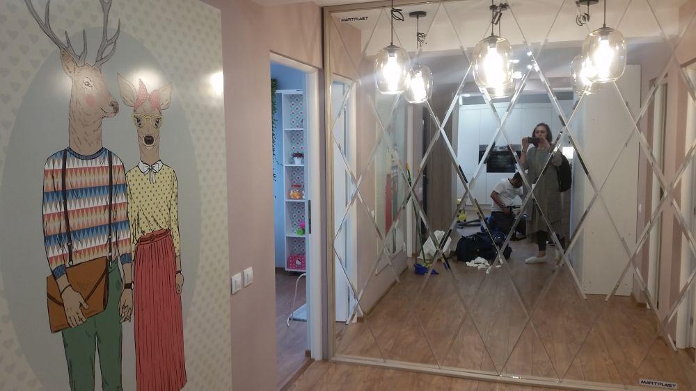 adelaparvu.com despre renovarea casei familie Motrogan, ep 2, sez 4 Visuri la cheie, dormitor matrimonial, Foto Adela Parvu
