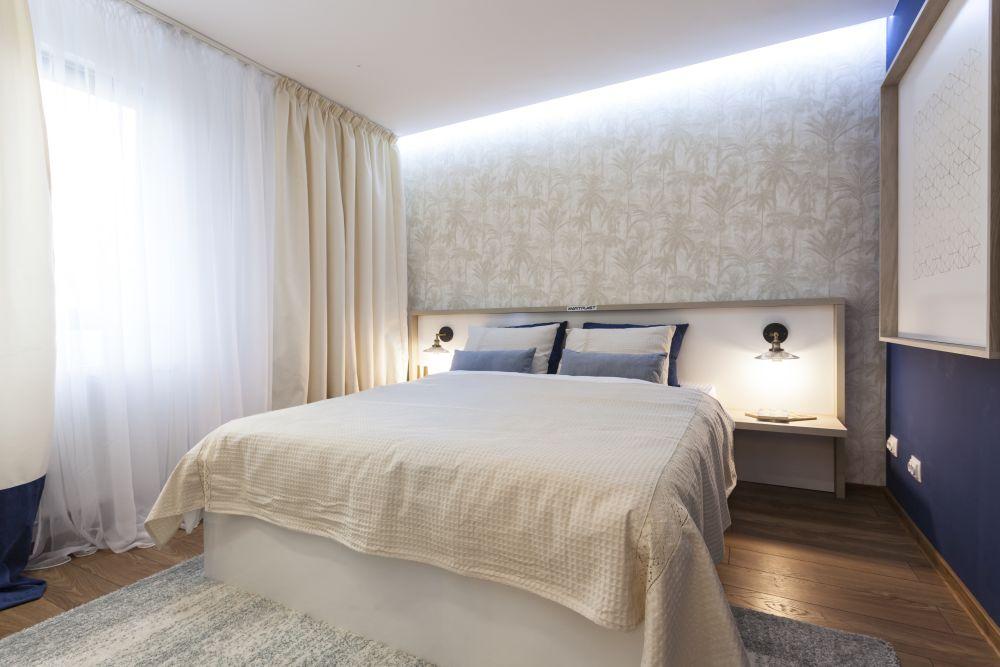 adelaparvu.com despre renovarea casei familie Motrogan, ep 2, sez 4 Visuri la cheie, dormitor matrimonial, Foto Sever Popescu (1)