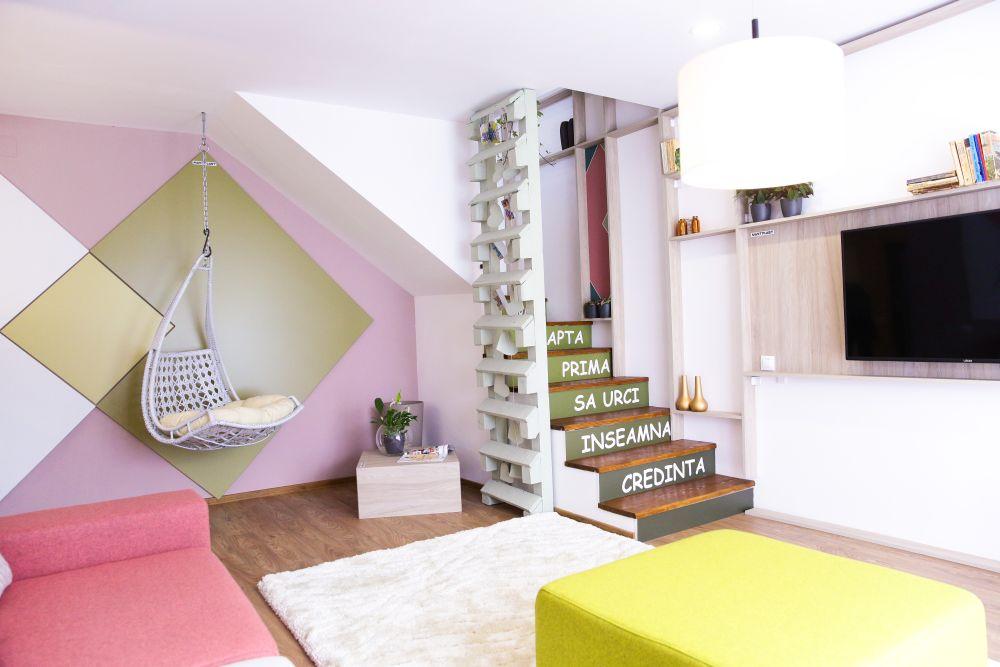 adelaparvu.com despre renovarea casei familie Motrogan, ep 2, sez 4 Visuri la cheie, living, Foto Razvan Lupica (4)