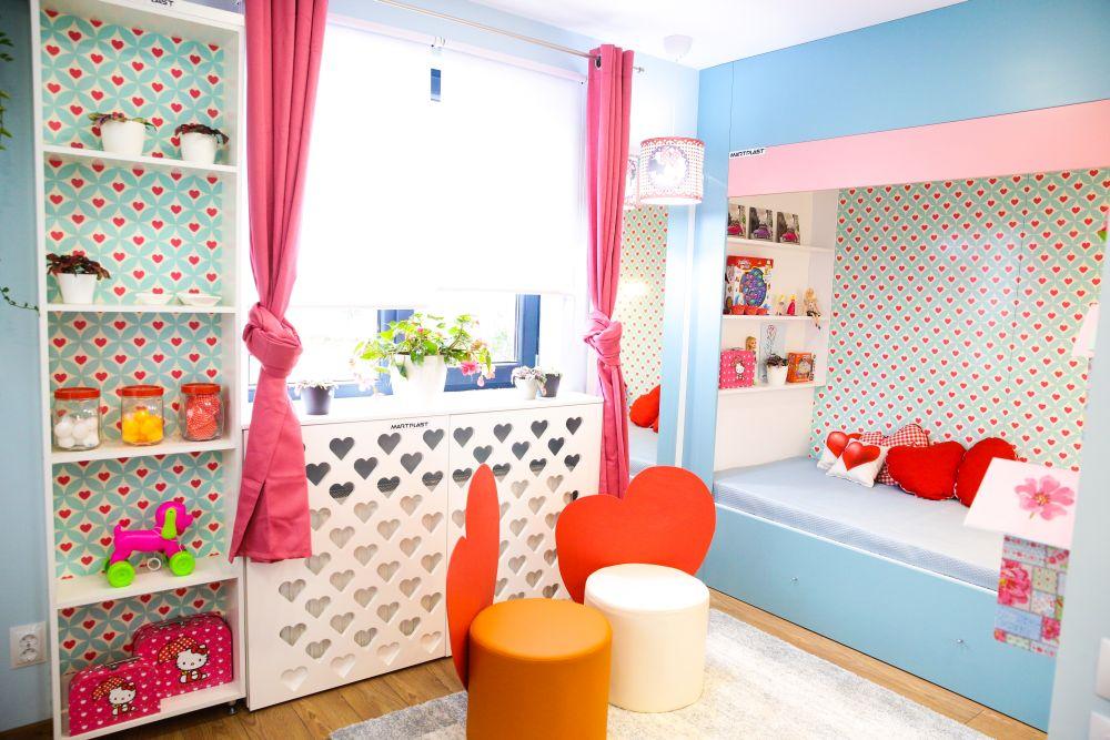 adelaparvu.com despre renovarea casei familiei Motrogan, Urziceni, ep 2, sez 4 Visuri la cheie, camera fata, Foto Razvan Lupica (1)