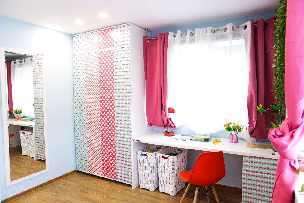adelaparvu.com despre renovarea casei familiei Motrogan, Urziceni, ep 2, sez 4 Visuri la cheie, camera fata, Foto Razvan Lupica (3)